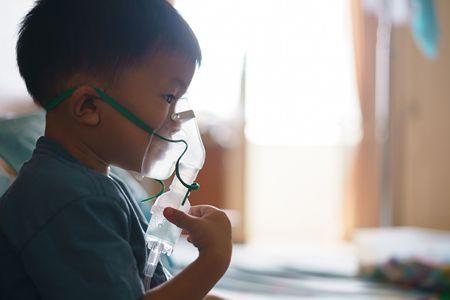 أعراض الحساسية , حساسية الصدر , الأطفال , صورة