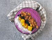 طبق الآساي البرازيلي , Acai bowl , صورة