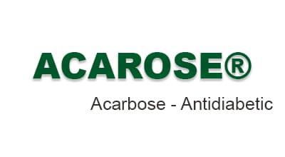 صورة,Antidiabetic,تصميم, أكاروز, Acarose