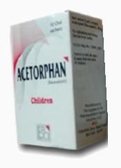صورة,دواء,علاج, عبوة, اسيتورفان , Acetorphan