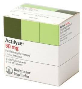 صورة,دواء,علاج, عبوة ,أكتيليز, Actilyse