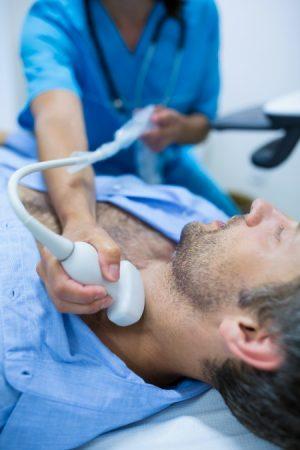 الغدة الدرقية ، افراز الغدة ، أورام الغدة الدرقية ، علاج الغدة الدرقية