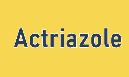 صورة أكتريازول ، دواء Actriazole
