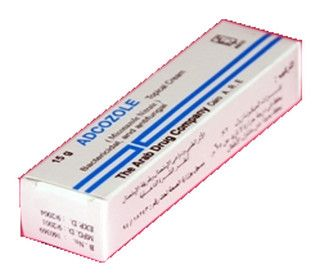 صورة, عبوة ,كريم , أدكوزول , Adcozole ,Cream