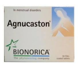 صورة , عبوة , دواء , لتنظيم مستوى الهرمونات الأنثوية , أجنوكاستون , Agnucaston