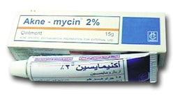 صورة, عبوة, كريم, أكنيمايسين 2% , Akne-Mycin