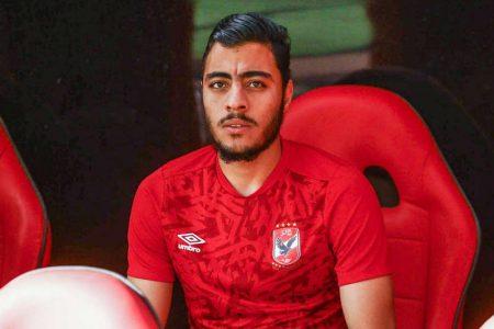 صورة جميلة , لاعب الأهلي, أكرم توفيق