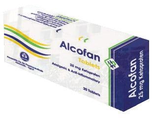صورة, أقراص, الكوفان أقراص , Alcofan, Tablets