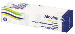 صورة, عبوة ,الكوفان جيل , Alcofan Topical gel