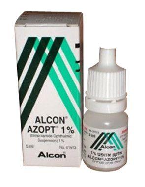 صورة,عبوة, ألكون أزوبت , Alcon Azopt