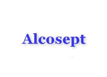 ألكوسيبت , Alcosept