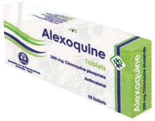 صورة, عبوة, الكسوكين ,Alexoquine