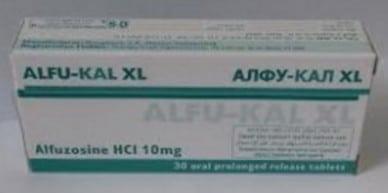 صورة,دواء,علاج, عبوة, ألفو - كال , Alfu-Kal XL