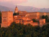 صورة , قصر الحمراء , غرناطة , الأندلس