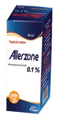 صورة , عبوة , دواء , مضاد للحكة , أليرزون , Allerzone