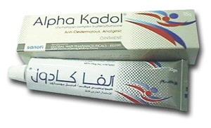 صورة, عبوة, ألفا كادول , Alpha Kadol