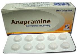 صورة , عبوة , دواء , أقراص , انا برامين , Anapramine