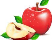 التفاح ، السعرات الحرارية ، فوائد التفاح ، الحمية الغذائية ، النظم الصحية