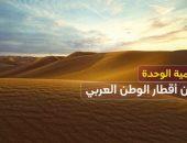 موضوع تعبير, أهمية الوحدة بين أقطار الوطن العربي, صورة