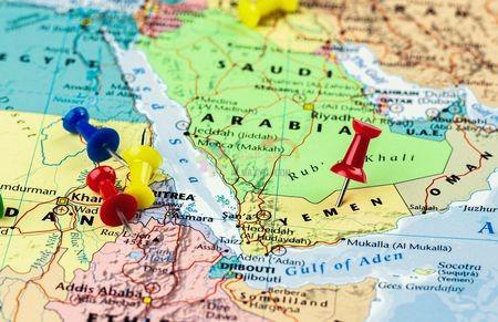 صورة , الدول العربية , خريطة , مكافحة الفساد
