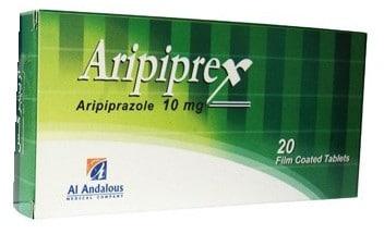صورة, عبوة, أريببركس, Aripiprex