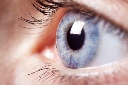 الرموش الاصطناعية ، صورة ، عيون