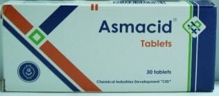 صورة , عبوة , دواء , أقراص , أسماسيد , Asmacid