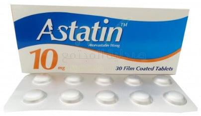 صورة, عبوة ,أستاتين, Astatin
