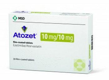 صورة,دواء,علاج, عبوة, أتوزيت , Atozet