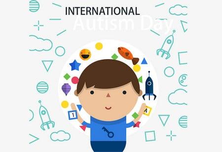 Autism،التوحد،يوم عالمي،صورة