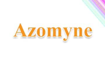 صورة,تصميم, أزومين, Azomyne