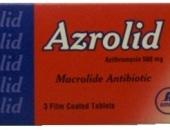 صورة, عبوة, أزروليد, Azrolid