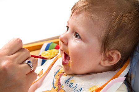 صورة , طفل رضيع , غذاء , نظام الطفل الغذائي