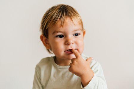 صورة , طفل , الأسنان , التهابات اللثة