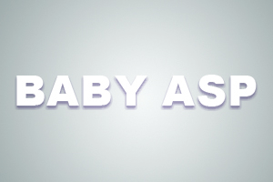 صورة,عبوة, بيبي أسب, Baby Asp