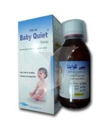 صورة,دواء,علاج,عبوة, بيبي كوايت , Baby Quiet