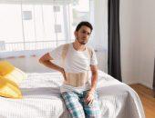 علاج آلام الظهر , العمود الفقري