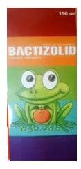 صورة , عبوة , دواء , لعلاج الإلتهاب الرئوي , باكتيزوليد , Bactizolid