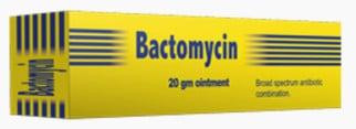 صورة,دواء,مرهم, عبوة, باكتومايسين, Bactomycin