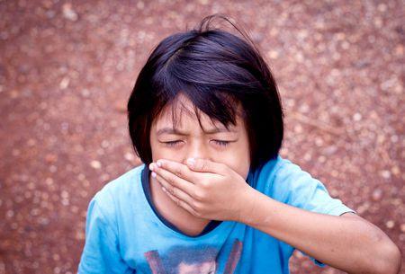 صورة , طفل , روائح الفم المزعجة