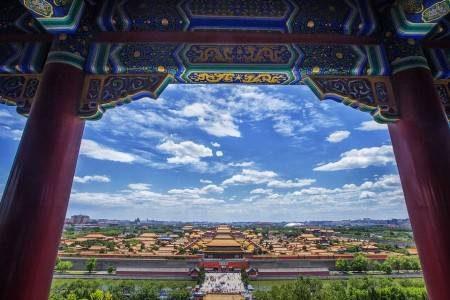 بكين ، الصين ، سور الصين العظيم ، معبد السماء ، المدينة المحرمة ، عجائب الدنيا السبع