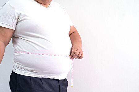 تراكم الدهون , Belly fat , دهون البطن