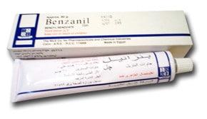 صورة, عبوة, بنزانيل , Benzanil