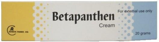 صورة, عبوة, بيتابانثين ,Betapanthen