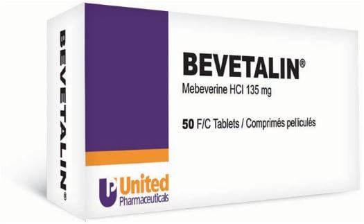 صورة, عبوة,بيفيتالين, أقراص,Bevetalin, Tablets