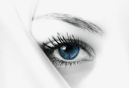 المياه الزرقاء،أمراض العيون،صورة، العين