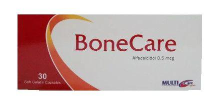 صورة , عبوة , دواء , كبسولات , بون كير , Bone Care