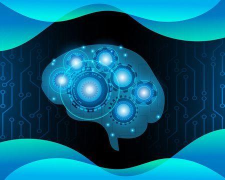 المخ ، Brain ، ضمور المخ ، صورة