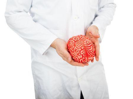 صورة , طبيب , الدماغ , الشحنات الكهربائية , الصرع