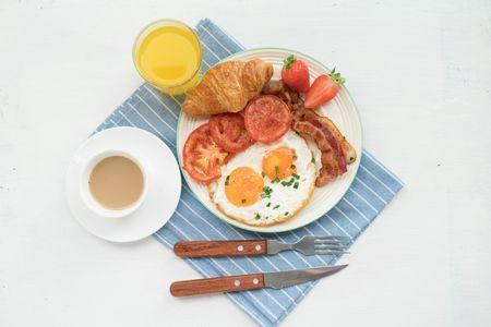 صورة , غذاء , طعام , وجبة الإفطار